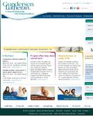 Gundersen+Lutheran+Eye+Clinic Website
