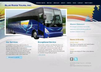 Blue Ridge Tours Inc