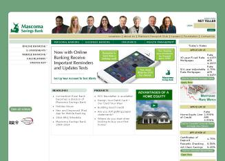 Mascoma+Savings+Bank Website