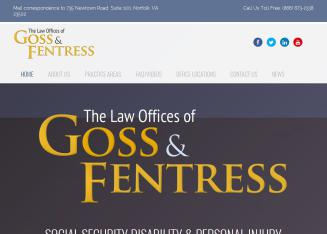 Goss+%26+Fentress Website