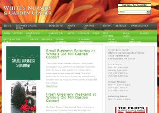White's Old Mill Garden Center in Chesapeake, VA | 3133 Old Mill ...