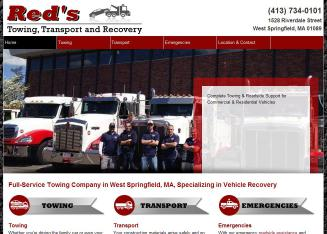 Red's Towing & Repair Service