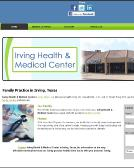 Irving+Health+%26+Medical+Center Website