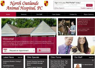 North Oatlands Animal Hospital PC
