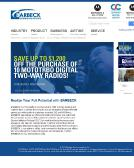 Barbeck+Communications+Group Website