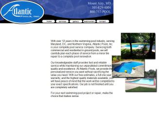 Atlantic+Pools+Inc Website