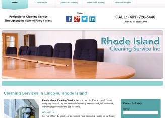 Rhode+Island+Cleaning+Service Website
