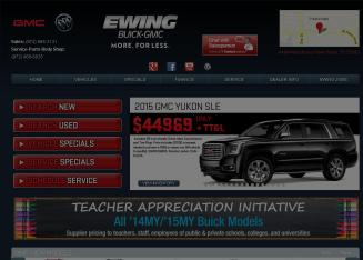 Ewing Buick GMC