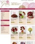 Grayrock+Florist Website