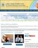 Murray+Daniel+DR+Chiropractor Website