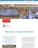 Creature+Comforts Website