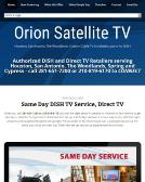 Orion Satellite Inc