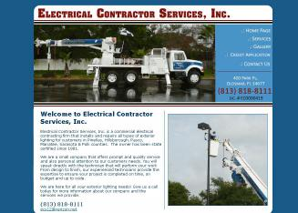 Electrical Contractor Services, Inc. in Oldsmar, FL | 400 Park Pl ...