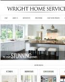 Wright+Home+Service Website