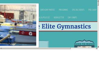 Cascade+Elite+Gymnastics+Inc Website