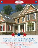 All+American+Roofing Website