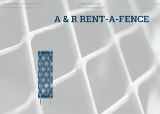 A & R Rent-A-Fence