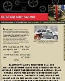 Custom Car Sound Inc