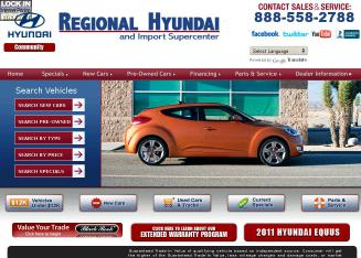 Regional Hyundai-Broken Arrow