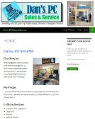 Dan%27s+PC+Sales+%26+Service Website