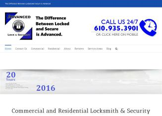 Advanced+Lock+%26+Security+Inc. Website
