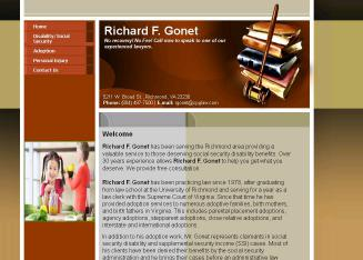 Gonet+Richard+F Website