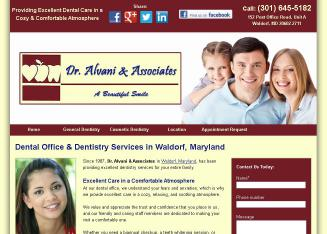 Dr+Alvani+%26+Associates Website