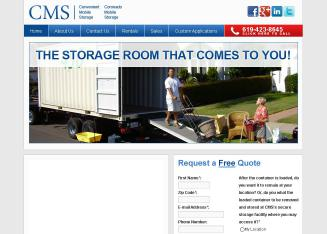 Convenient+Mobile+Storage Website