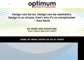 Optimum+Design+%26+Consulting Website