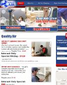 Quality+Air+LLC Website