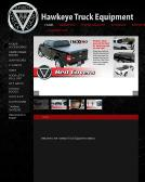 Hawkeye+Truck+Equipment Website