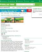 Dollar+Tree+Stores Website
