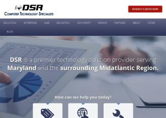 DSR+Computer+Sales+%26+Service Website