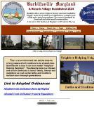 Burkittsville Maryland History | RM.