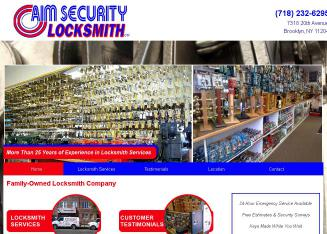 Aim Security Locksmith CO