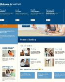 Suntrust+Bank Website