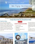 Seagull+Beach-Front+Motel Website