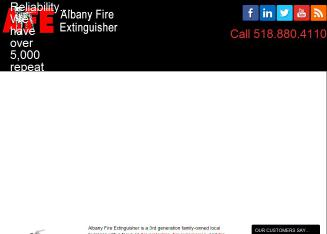 Albany+Fire+Extinguisher+Sales+%26+Service+Inc Website