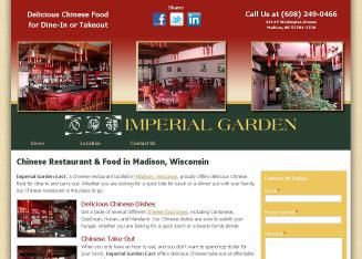 Imperial+Garden+Chinese+Restaurant Website