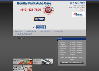 Bonita Point Auto Care 76