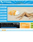 Bodyworks+Tannery Website