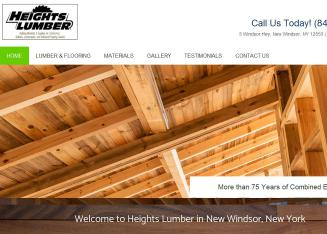 Heights Lumber Center Inc