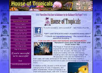House of Tropicals