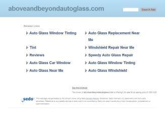 a above u0026 beyond auto glass in albuquerque nm eubank blvd ne albuquerque nm
