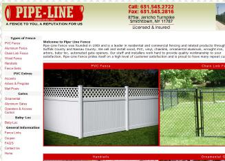 Pipe-Line+Fence+Inc Website