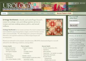 Urology+Northwest+PS Website