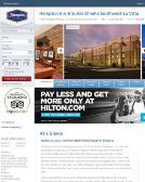 Hampton+Inn+And+Suites Website