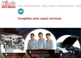 Auto Repair Fairfax on Kim S Auto Service In Fairfax  Va   3707 Pickett Rd  Fairfax  Va