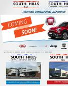 South Hills Chrysler Jeep Kia