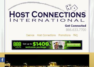 Host+Connections+International Website